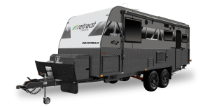 Daydream - Gas/Electric Off Road Van featured photo