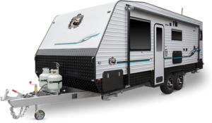 Great Southern Family – Bunk options in all floor plans from 18' to 24' double, triple and 4 bunk options available - Off Road Caravans featured photo