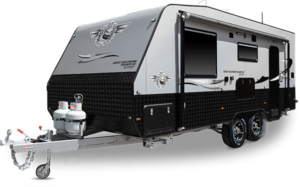 Great Southern Tourer from 19' to 24' - Off Road Caravans featured photo