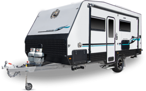 Great Southern Escape 16' to 18' Single Axle models - Off Road Caravans featured photo